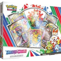 Trading Card Game: Sword and Shield Figure Collection Pokemon Company International Pre-Order At GameStop Now!