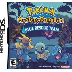 Pokemon Mystery Dungeon: Blue Rescue Team found on GamingScroll.com from Game Stop US for $24.99