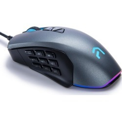 Atrix MMO RGB Mouse PC Accessories Atrix GameStop found on Bargain Bro Philippines from Game Stop US for $39.99