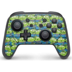 Toy Story Alien Collage Controller Skin for Nintendo Switch Pro Nintendo Switch Accessories Nintendo GameStop found on Bargain Bro Philippines from Game Stop US for $14.99