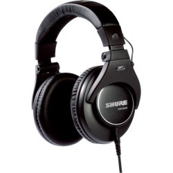 SRH840 Professional Monitoring Black Wired Headphones found on GamingScroll.com from Game Stop US for $149.99