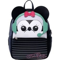 Gamer Minnie Mouse Mini Backpack Loungefly Available At GameStop Now!