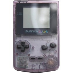 Retro Nintendo Game Boy Color Atomic Purple Available At GameStop Now!