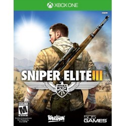 Sniper Elite III found on Bargain Bro India from Game Stop US for $12.99