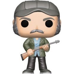 Funko POP! Movies: Jaws - Quint Available At GameStop Now!