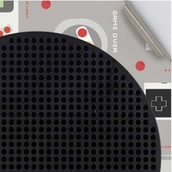 Nintendo Pattern Console Skin for Xbox Series S Xbox Series X Accessories Nintendo GameStop found on GamingScroll.com from Game Stop US for $24.99