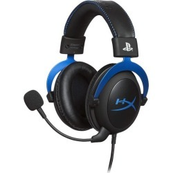 PlayStation 4 Cloud Wired Gaming Headset PS4 HyperX Available At GameStop Now!