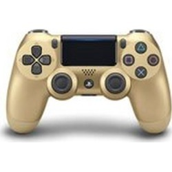 Sony DUALSHOCK 4 Gold Wireless Controller PS4 Sony Computer Entertainment America Available At GameStop Now!