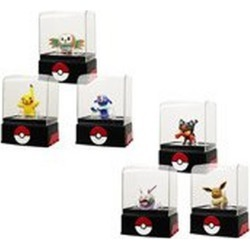 Wicked Cool HK Limited Pokemon Figure w/ Case (Assortment) Available At GameStop Now!