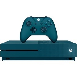 Xbox One S Deep Blue Special Edition 500GB found on Bargain Bro India from Game Stop US for $269.99