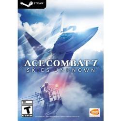 Digital Ace Combat 7 Skies Unknown PC Games Bandai Namco Entertainment America Inc. GameStop