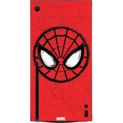 Spider-Man Face Console Skin for Xbox Series X found on Bargain Bro from Game Stop US for USD $18.99