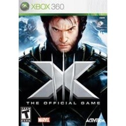 X-Men: The Official Game Xbox 360 Activision Available At GameStop Now!