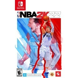 Preorder NBA 2K22 - Nintendo Switch Nintendo Switch Games 2K Games GameStop found on GamingScroll.com from Game Stop US for $59.99