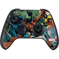 Black Panther Jungle Action Controller Skin for Xbox Series X Xbox Series X Accessories Microsoft GameStop
