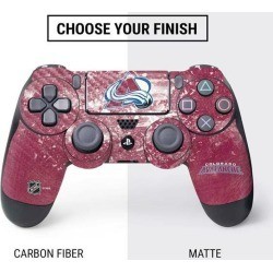 NHL Colorado Avalanche Controller Skin for PlayStation 4 PS4 Accessories Sony GameStop found on Bargain Bro Philippines from Game Stop US for $14.99