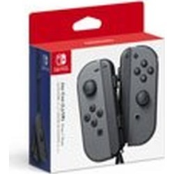 Nintendo Switch Joy-Con (L)/(R) Gray Nintendo Switch Accessories Nintendo GameStop found on Bargain Bro from Game Stop US for USD $60.79