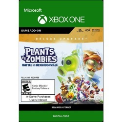 Digital Plants vs. Zombies: Battle for Neighborville Deluxe Edition Xbox One Download Now At GameStop.com!