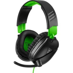 Xbox One Recon 70 Black Wired Gaming Headset Turtle Beach Available At GameStop Now!
