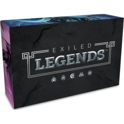 Exiled Legends Card Game found on GamingScroll.com from Game Stop US for $9.97