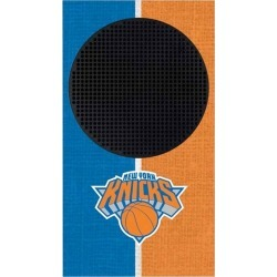 NBA New York Knicks Console Skin for Xbox Series S Xbox Series X Accessories Microsoft GameStop found on Bargain Bro Philippines from Game Stop US for $24.99