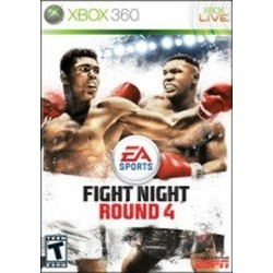 Fight Night Round 4 Pre-owned Xbox 360 Games Electronic Arts GameStop found on Bargain Bro India from Game Stop US for $19.99