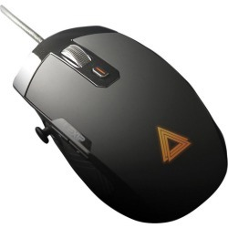 Pu94 Black Wired Gaming Mouse