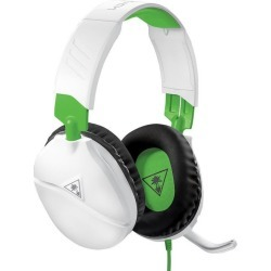 Xbox One Recon 70 White Wired Gaming Headset Turtle Beach Available At GameStop Now!