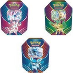 Pokemon Company International Trading Card Game: Evolution Celebration Tin (Assortment) Available At GameStop Now!