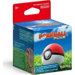 Nintendo Switch Poke Ball Plus Available At GameStop Now! found on GamingScroll.com from Game Stop US for $29.99