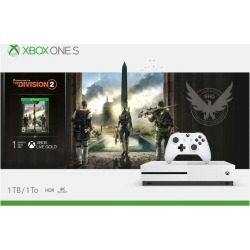 Microsoft Xbox One S Tom Clancy's The Division 2 Bundle 1TB Available At GameStop Now! found on Bargain Bro Philippines from Game Stop US for $249.99