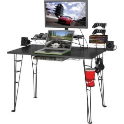 Atlantic Gaming Desk Available At GameStop Now!