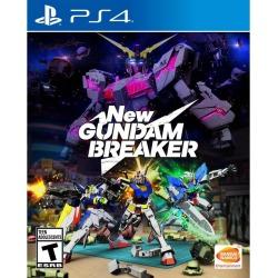 Bandai Namco Entertainment America Inc. New Gundam Breaker PS4 Available At GameStop Now!