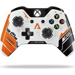 Microsoft Xbox One Titanfall Wireless Controller Pre-owned Xbox One Accessories Microsoft GameStop found on Bargain Bro Philippines from Game Stop US for $49.99