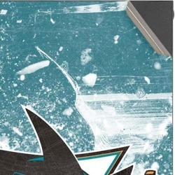 NHL San Jose Sharks Console Skin for Xbox Series X Xbox Series X Accessories Microsoft GameStop found on GamingScroll.com from Game Stop US for $19.99