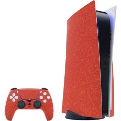 Diamond Red Glitter Skin Bundle for PlayStation 5 PS5 Accessories Sony GameStop found on Bargain Bro Philippines from Game Stop US for $39.99