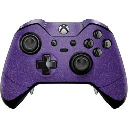 Diamond Purple Glitter Controller Skin for Xbox One Elite Xbox One Accessories Microsoft GameStop found on Bargain Bro Philippines from Game Stop US for $14.99