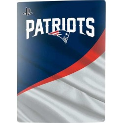 NFL New England Patriots Console Skin for PlayStation 5 Digital Edition PS5 Accessories Sony GameStop found on GamingScroll.com from Game Stop US for $19.99