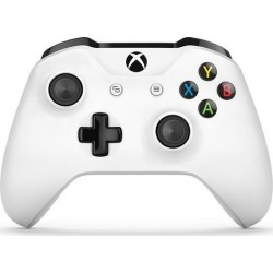 Microsoft Xbox One Polar White Wireless Controller found on GamingScroll.com from Game Stop US for $59.99