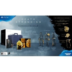 Sony Interactive Entertainment Death Stranding Collector's Edition PS4 Available At GameStop Now!