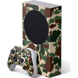 Green Street Camoflage Skin Bundle for Xbox Series S found on Bargain Bro from Game Stop US for USD $30.39