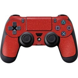 Diamond Red Glitter Controller Skin for PlayStation 4 PS4 Accessories Sony GameStop found on Bargain Bro Philippines from Game Stop US for $14.99