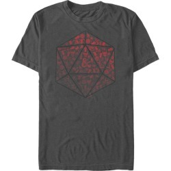 Dungeons and Dragons D20 Icons T-Shirt Fifth Sun GameStop