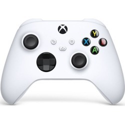 Microsoft Xbox Series X Robot White Wireless Controller Pre-owned Xbox Series X Accessories Microsoft GameStop found on Bargain Bro Philippines from Game Stop US for $44.99