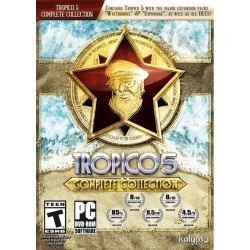 Kalypso Media USA Digital Tropico 5 Complete Collection PC Download Now At GameStop.com!
