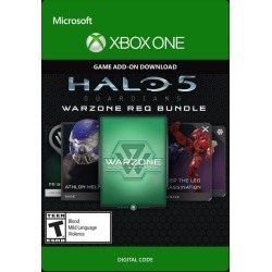 Microsoft Digital Halo 5: Guardians Warzone REQ Bundle Xbox One Download Now At GameStop.com! found on Bargain Bro India from Game Stop US for $24.99