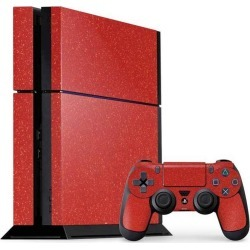 Diamond Red Glitter Skin Bundle for PlayStation 4 PS4 Accessories Sony GameStop found on Bargain Bro Philippines from Game Stop US for $39.99