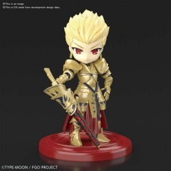 Fate/Grand Order Archer Gilgamesh Petitrits Model Kit