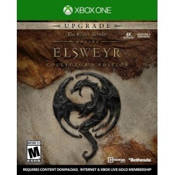 The Elder Scrolls Online: Elsweyr Collector's Edition Upgrade found on GamingScroll.com from Game Stop US for $49.99