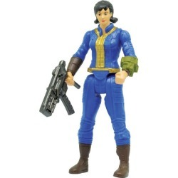 Fallout Female Vault Dweller Action Figure Only at GameStop found on Bargain Bro India from Game Stop US for $2.97